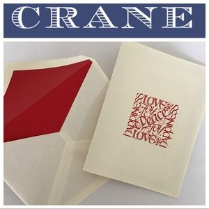 CRANE HOLIDAY PHOTO CARDS NWT